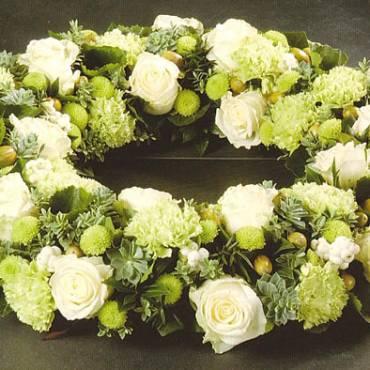 Coroane, jerbe si aranjamente florale